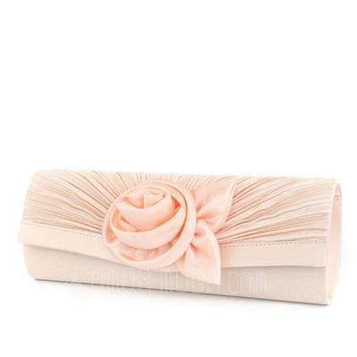 Mode Satin Handtaschen (012008670)