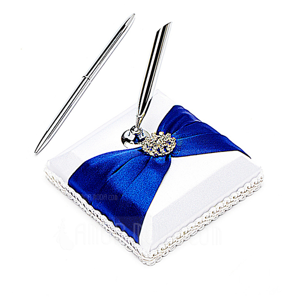 Splendore Strass/Arco Guestbook & Set di penne (101018132)