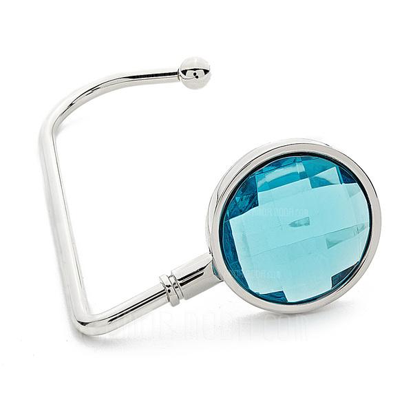Zink-Legierung Portemonnaie mit Acryl Diamant (051024597)