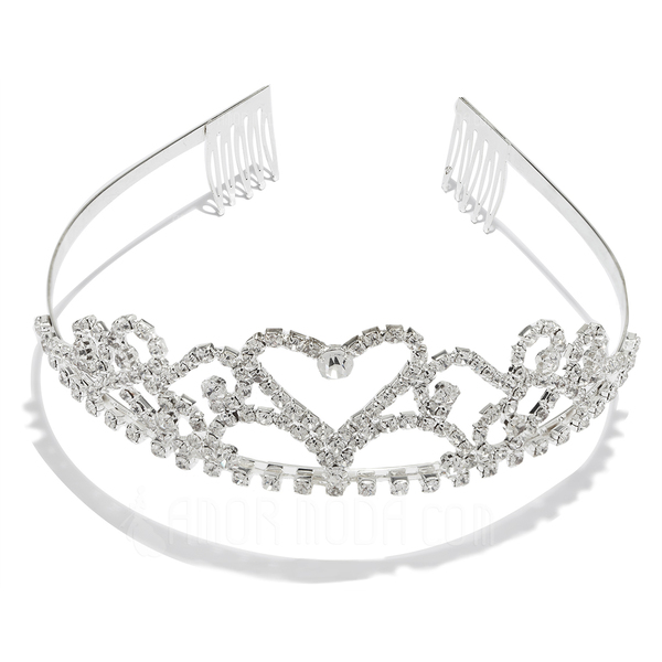 Mode Strass/Alliage Tiaras (042004259)