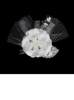 Mode Kristal Fascinators/Bloemen & Veertjes (042015991)