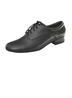Men's Real Leather Modern Ballroom Dance Shoes (053013006)