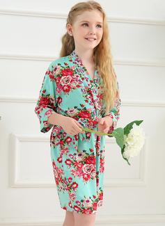 Flower Girl Girl Robes (248178699)