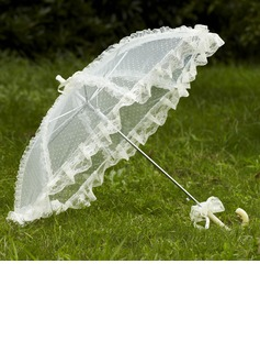Bright Lace Wedding Umbrellas (124036908)