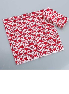 Heart Design Dinner Napkins (Set of 50 ) (011036244)