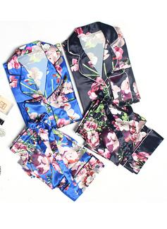 Polyester la mariée Demoiselle d'honneur Robes Florales (248164204)