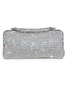 Rhinestone Style Metal Clutches/Luxury Clutches (012028151)