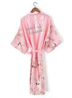 personnalisé charmeuse la mariée Demoiselle d'honneur Maman Demoiselle d'honneur junior Robes Florales Robe à paillettes (248199938)
