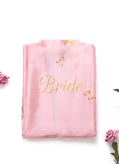 personnalisé charmeuse la mariée Demoiselle d'honneur Maman Demoiselle d'honneur junior Robes Florales Robe à paillettes (248199934)