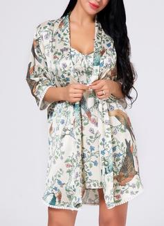 la mariée Soie Robes florales (248176105)