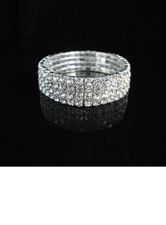 Luxurious Alloy With Rhinestone Ladies' Bracelets (011028964)