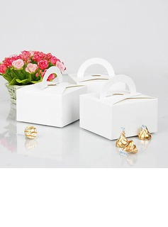 Simple Cuboid Favor Boxes (Set of 12) (050024063)