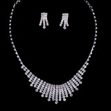 Nizza Strasssteine Damen Schmuck Sets (011040366)