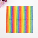Beautiful Rainbow Dinner Napkins (Set of 50 ) (122039573)