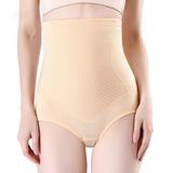 Women Sexy Cotton Breathability/Butt Lift High Waist Panty Shapers Shapewear (125204214)