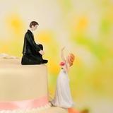 Coppia Classic Resine Matrimonio Decorazioni per torte (119054552)