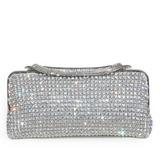 STRASS Style Metall Grepp/Lyx Bag (012028151)