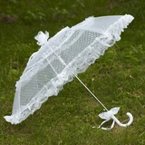 Lovely Lace Wedding Umbrellas (124036912)