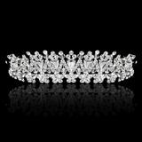Hoge kwaliteit Kristal/Strass/Legering Tiaren (042057910)