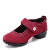 Donna Panno Mesh Sneakers stile moderno Prova Scarpe da ballo (053201966)