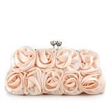 Elegant Satin mit Blume Handtaschen (012053176)
