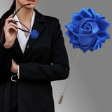 Special Satin Boutonniere (Sold in a single piece) - (123182837)