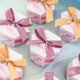 Créatif Carte papier Boites de faveur et conteneurs avec Rubans (Lot de 20) (050203427)