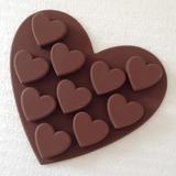 A forma di cuore Silicone Muffa della torta (051053244)