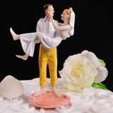 Figurine Klassik Paar Harz Hochzeit Torten-Dekoration (119057801)