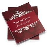 Persoonlijke Klassieke Stijl Dank u kaarten (Set van 50) (114054971)