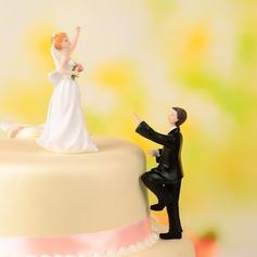 Coppia Classic Resine Matrimonio Decorazioni per torte (119054553)