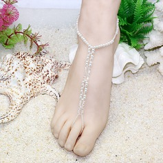 Crystal Glass Foot Jewellery Accessories (107039366)