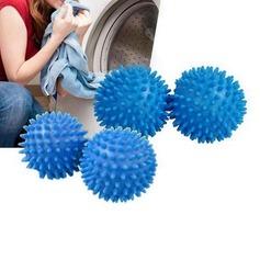 Palline per asciugabiancheria per lavare la lavanderia Lavaggio morbido per lavatrice Essiccazione del tessuto Regali (129140532)