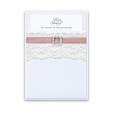 Classic Style Wrap & Pocket Invitation Cards (Sæt af 10) (118040278)