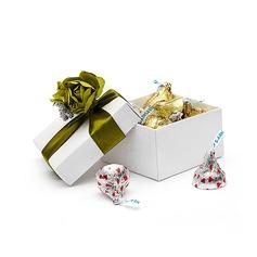 Florale Conception Cuboïd Boîtes cadeaux avec Fleurs (Lot de 12) (050038235)
