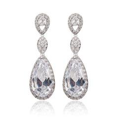 Juwelen modern koper kubieke zirkonia Geschenken (129166767)