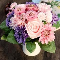 Bella Fiore di seta Fiori Artificiali (131151464)