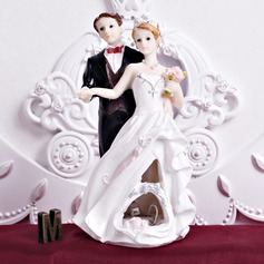Il Sposi Resina Matrimonio Decorazioni per torte (122036161)