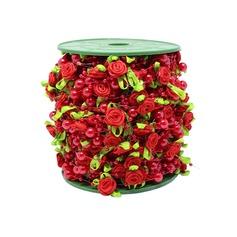 Disegno del fiore Bella Resina/Plastica Accessori decorativi (Venduto in un unico pezzo) (131174692)