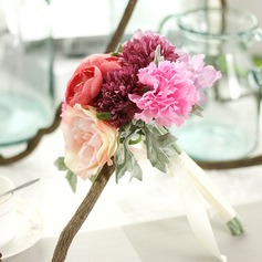Simple/Classic Beautiful Plastic/Silk Flower Artificial Flowers (131196956)