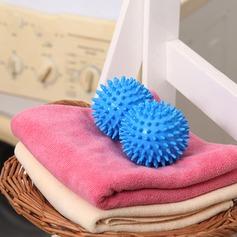 Resina Palline per asciugabiancheria per lavare la lavanderia Lavaggio morbido per lavatrice Essiccazione del tessuto (Set di 6) Regali (129140548)