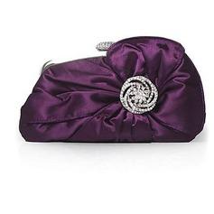 Elegant Silk Clutches (012012255)