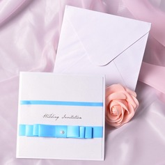 Classic Style Wrap & Pocket Invitation Cards med Buer (Sæt af 50) (118040261)