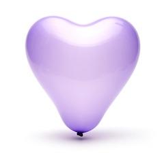 Bella Disegno del cuore Palloncino (Set di 50) (131049142)