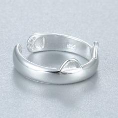 Legering Unique Alloy Cat Ear Women's Fashion Rings Gaver (129140501)