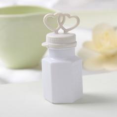 Herz-Entwurf Kunststoff Blase Flasche (Satz von 24) (131040028)