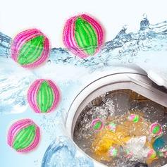 Lavage de boules de boules Bouteilles Garder la lessive Soft Fresh Machine à laver Assèchement de tissu de séchage (Lot de 6) Cadeaux (129140545)