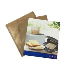 Moderno Clássico Non Stick Reuseable Toaster Bags para Sandwich e Grelhar (Conjunto de 10) Não Personalizado Presentes (129140475)