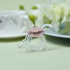Jolie animal Dada en forme Cristal Articles en cristal (051205422)
