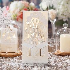 Stile Fairytale Side Fold Invitation Cards (Set di 50) (114074216)
